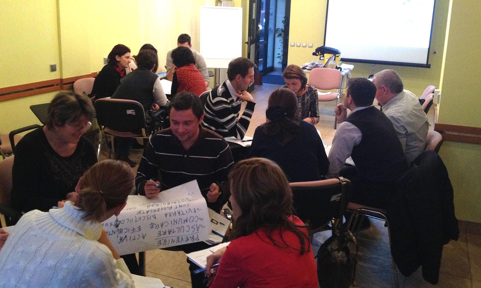 Performanță managerială în IMM-uri