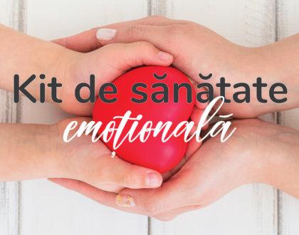 [Video] Kit de sănătate emoțională: Creativitatea – resursă interioară valoroasă în situații dificile